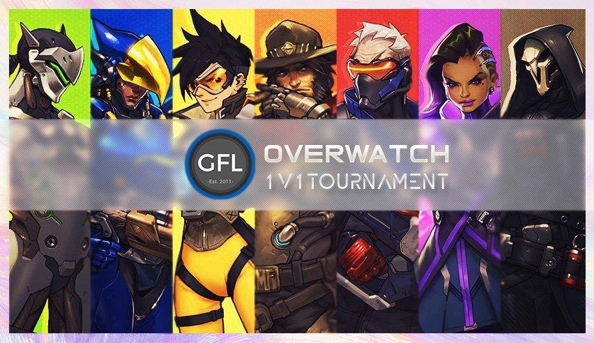 Overwatch 1v1 Tournament