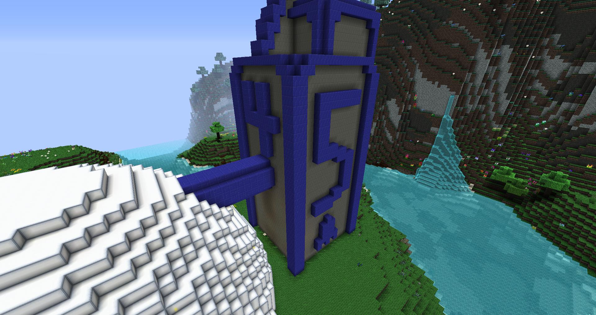 GFL - Duc's 5th Minecraft Build Showcase - Off-Topic