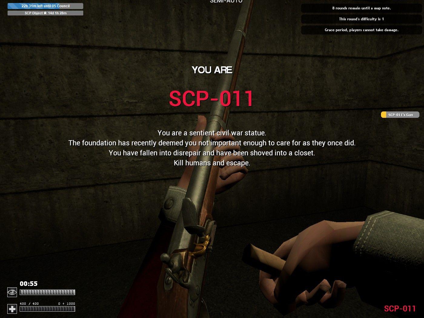 GFL - SCP-011 Info and SCP-1799 Voicelines - Breach - Games